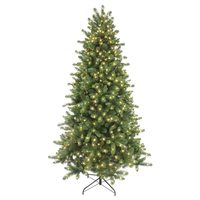 7.5' Fenwick Pre-Lit Artificial Christmas