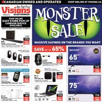 - Monster Sale Flyer