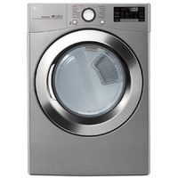 LG 7.4-Cu. Ft,. Steam Dryer