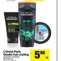 L'Oreal Paris Studio Hair Styling