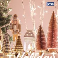 JYSK - Christmas Look Book 2020 Flyer