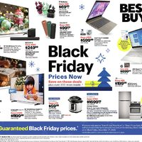 - Black Friday Prices Now Flyer
