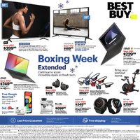 - Weekly - Boxing Week Extended Flyer