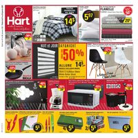 Hart Stores - 3 Weeks of Savings Flyer