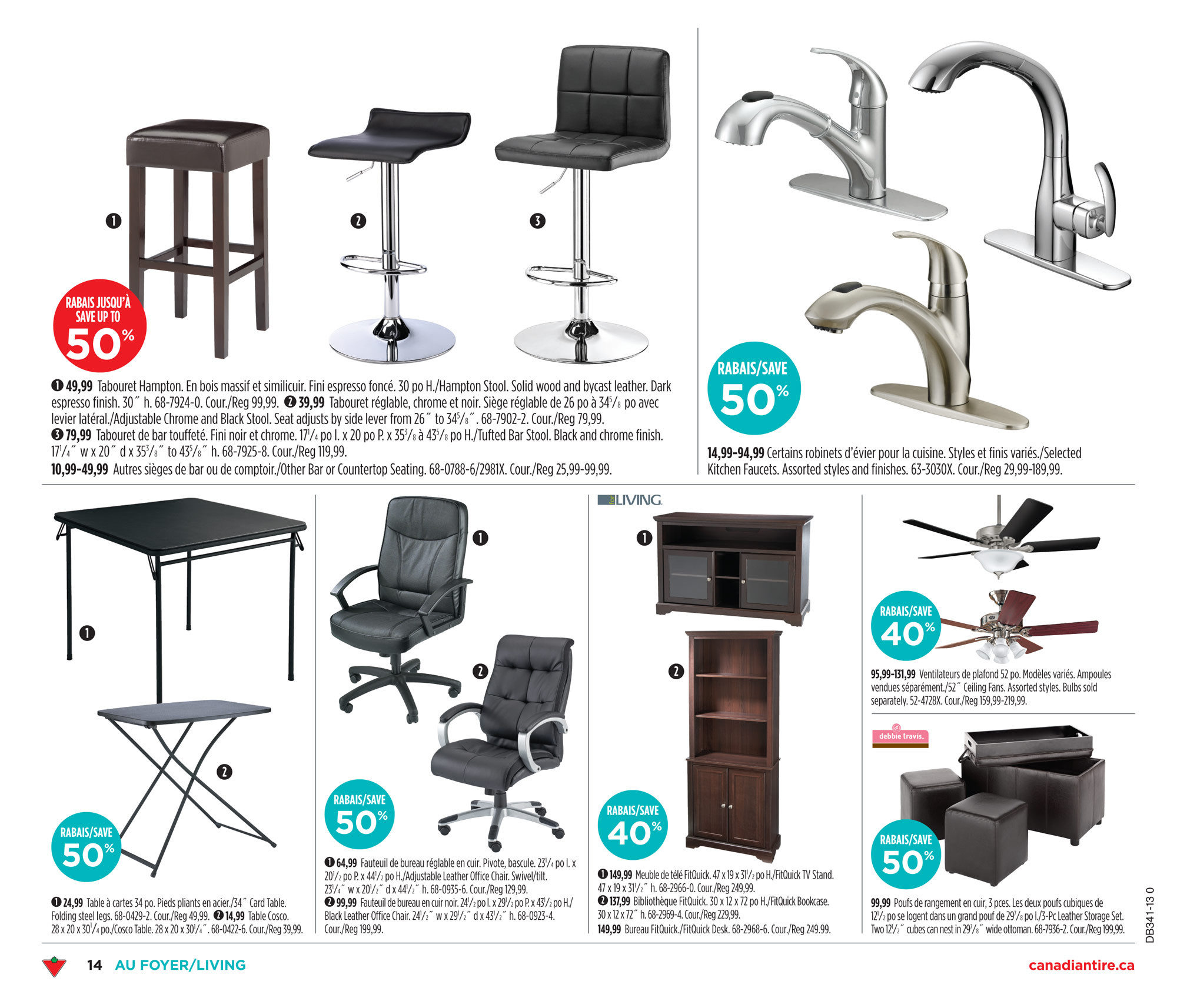 Robinet Salle De Bain Canadian Tire ~ canadian tire weekly flyer weekly flyer oct 3 10