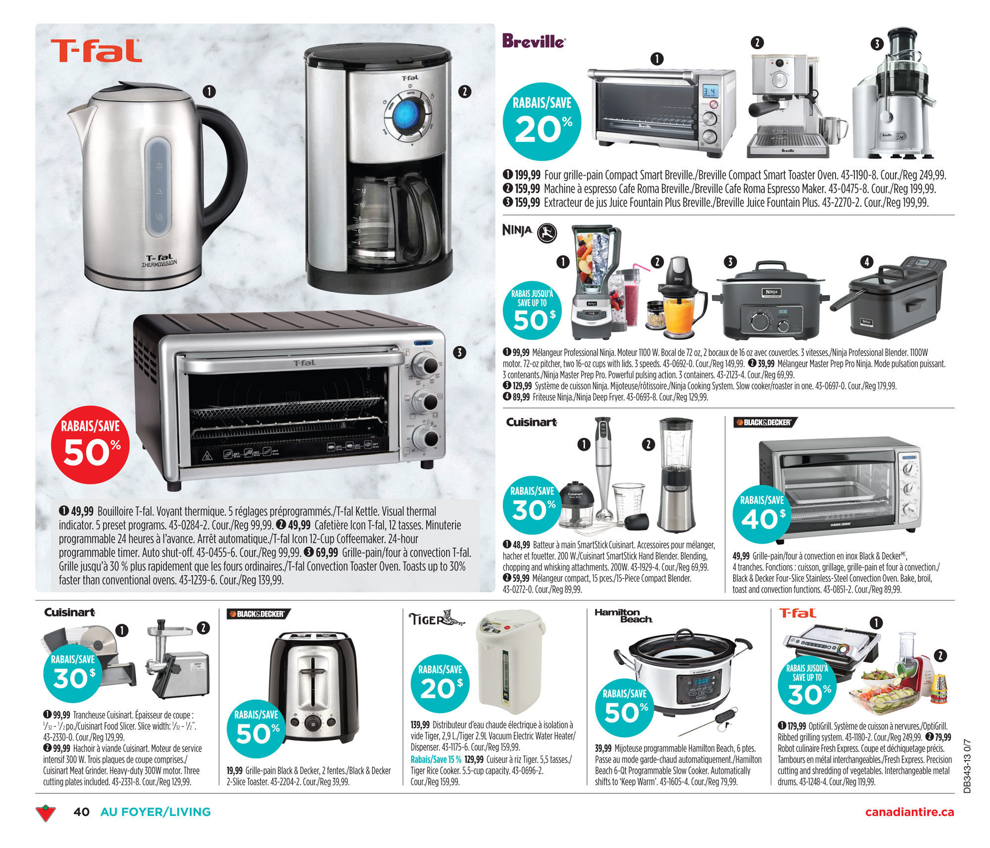 Canadian Tire Weekly Flyer Oct 17 24 Tiger Rice Cooker Wiring Diagram