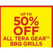All Tera Gear BBQ Grills - Up to 50% off