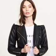 Dynamite Clothing: Buy One, Get One 50% Off on Select Cardigans & Faux-Leather Jackets!