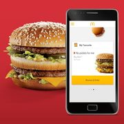 McDonald's: Get a Big Mac, McChicken or McMuffin for $1.00 with the My McD's App