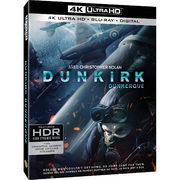 Dunkirk (4K Ultra HD) Blu-ray Combo - $29.99 ($3.00 off)
