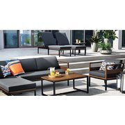 Glucksteinhome Lucca 3 Piece Conversation Patio Set   $959.99