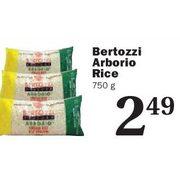 Ferraro Foods: Bertozzi Arborio Rice - RedFlagDeals com