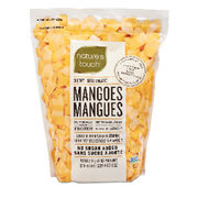 Nature's Touch Mangoes - $3.00 off