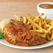 graphic regarding Sports Chalet Printable Coupons referred to as Swiss Chalet Discount coupons: 2 Quarter Chook Dinners for $18