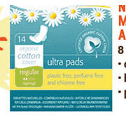 Natra Care Maxi Pads And Liners - 20% off