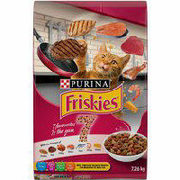 Friskies Dry Cat Food - $17.48 ($2.50 off)