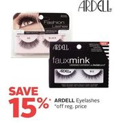 Ardell Eyelashes - 15% off