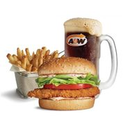 A&W Coupons: Spicy Habanero Chicken Combo for $6.99, Mama Burger Combo for $5.49, Bacon & Egger Combo for $4.99 + More