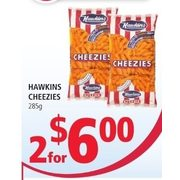 Hawkins Cheezies - 2/$6.00