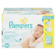Pampers Or Huggies Wipes, Enfagrow Or Go & Grow  - $19.99