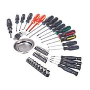 Mastercraft Screwdriver Set, 60-pc - $19.99 ($60.00 Off)
