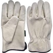 Men's Pigskin Leather Work Gloves - $7.99 ($12.00 Off)