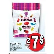 Selection Sweet Gummies - 2/$7.00