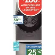 Whirlpool 5.2 Cu. Ft. Washer - $1145.00