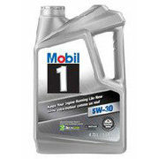 Mobil 1 Synthetic Motor Oil - $28.47 ($21.50 off)