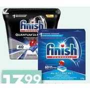 Finish Quantum or All in 1 Max - $13.99