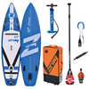 "Zray Fury Pro 10'6"" Touring Inflatable Stand Up Paddle Board - $549.99 ($300.00 off)"