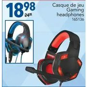 Gaming Headphones - $18.98