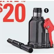 12-Ton Low-Profile Bottle Jack - $31.49 (Up to $20.00 off)