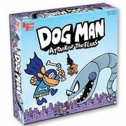 Dog Man Attack Of The Fleas  - $19.99