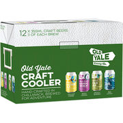 Old Yale Brewing - Craft Cooler Pack Can - $21.79 ($2.00 Off)
