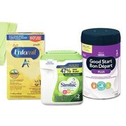 Enfamil, Similac or Nestle Infant Formula - $44.99